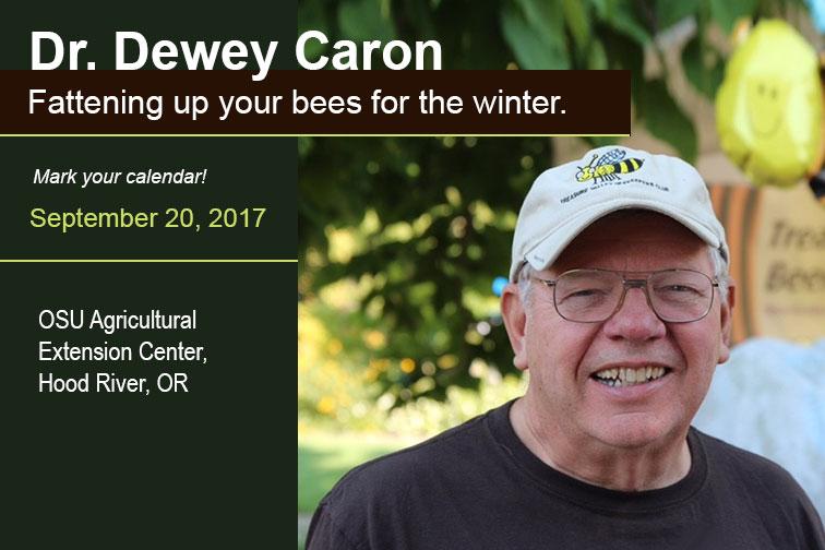 Dr. Dewey Caron
