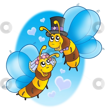 Honey Bee Wedding